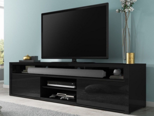 best tv stand with soundbar shelf