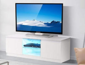 best tv stands with led lights
