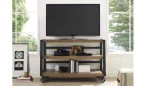 best tv stand with wheels